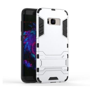 "Robustní kryt ""Impact X"" pro Samsung Galaxy S8 Plus - stříbrné barvy"