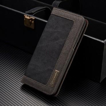 "Premium pouzdro ""Business"" pro Samsung Galaxy S8 Plus - černé"