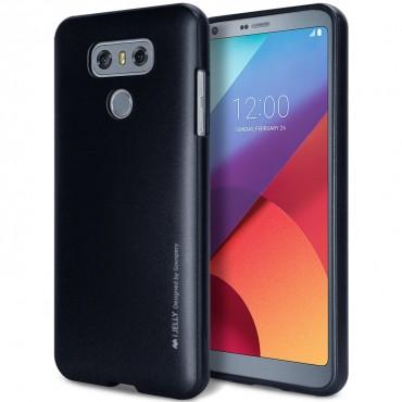 Kryt TPU gel Goospery iJelly Case LG G6 - černý