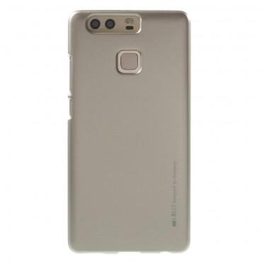 Kryt TPU gel Goospery iJelly Case pro Huawei P10 - zlatý