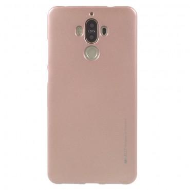 TPU gelový obal Goospery iJelly Case Huawei Mate 9 - růžový