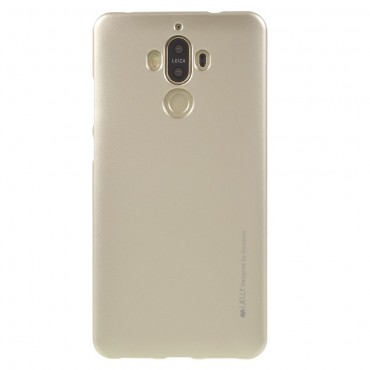 TPU gelový obal Goospery iJelly Case Huawei Mate 9 - zlaté barvy