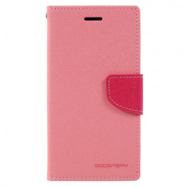 Kryt Goospery Fancy Diary pro Samsung Galaxy A5 2017 - růžový