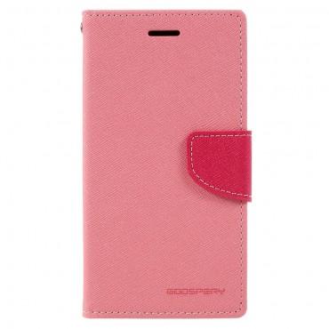 Pouzdro Goospery Fancy Diary pro Samsung Galaxy A5 2017 - růžové