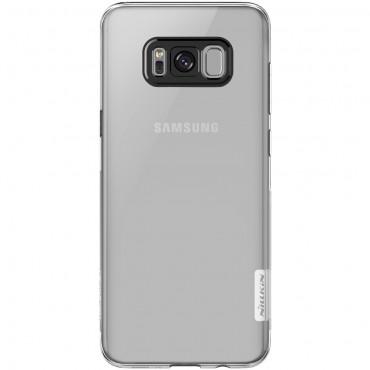 """Prémiový tenký obal """"Nature"""" Samsung Galaxy S8 - průhledný"""