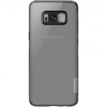 "Premium tenký kryt ""Nature"" pro Samsung Galaxy S8 - šedý"