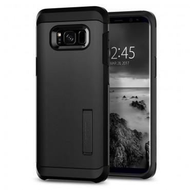 "Obal Spigen ""Tough Armor"" pro Samsung Galaxy S8 - černý"