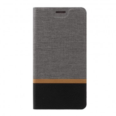 "Módní kryt ""Elegant Line"" pro Huawei P10 Lite - šedý"