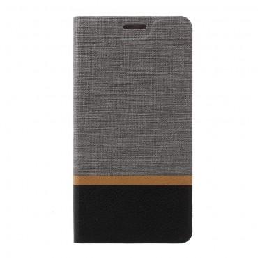 "Módní pouzdro ""Elegant Line"" pro Huawei P10 Lite - šedý"