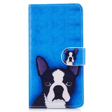 "Módní kryt ""Boston Terrier"" pro Huawei P10 Lite"