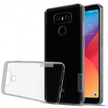 """Prémiový tenký obal """"Nature"""" LG G6 - průhledný"""