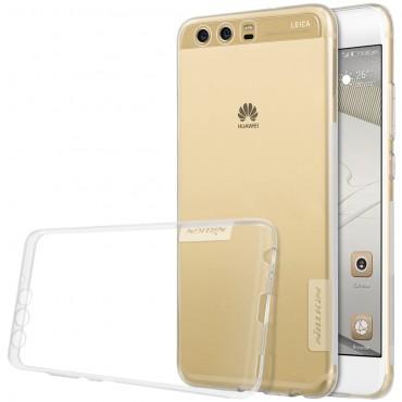 "Premium tenký kryt ""Nature"" pro Huawei P10 - průhledný"