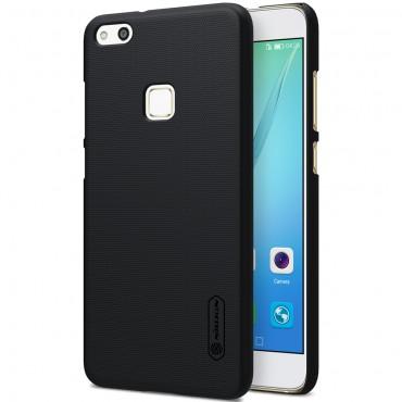 """Prémiový obal """"Super Frosted Shield"""" pro Huawei P10 Lite - černý"""