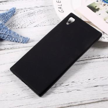 TPU gelový obal pro Sony Xperia XA1 - černý