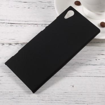 Tvrdý TPU obal pro Sony Xperia XA1 - černý