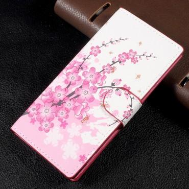 """Módní kryt """"Flower Bloom"""" pro Sony Xperia XA1"""