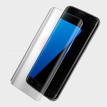 Celotělové tvrzené sklo Amorus pro Samsung Galaxy S8 Plus - průhledný