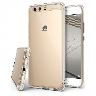 """Kryt Ringke """"Fusion"""" pro Huawei P10 Plus - crystal view"""