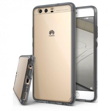 """Obal Ringke """"Fusion"""" pro Huawei P10 Plus - kouřově černý"""
