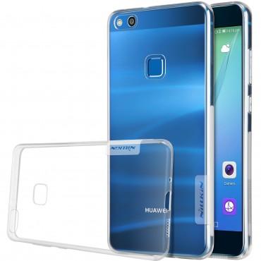 """Prémiový tenký obal """"Nature"""" Huawei P10 Lite - průhledný"""