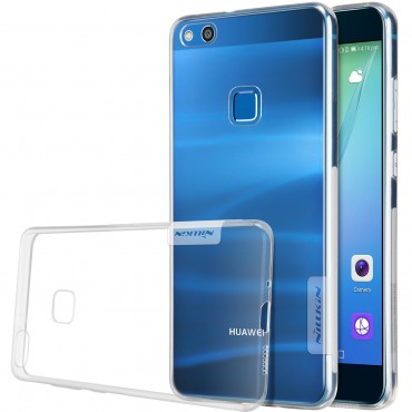 "Premium tenký kryt ""Nature"" pro Huawei P10 Lite - průhledný"