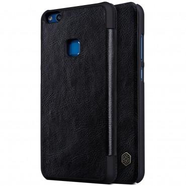 """Elegantní pouzdro """"Qin"""" pro Huawei P10 Lite - černé"""