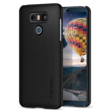 """Obal Spigen """"Thin Fit"""" pro LG G6 - černý"""