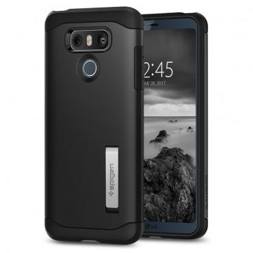 "Obal Spigen ""Slim Armor"" pro LG G6 - černý"