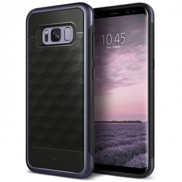 Kryt Caseology Parallax Series pro Samsung Galaxy S8 - orchid gray
