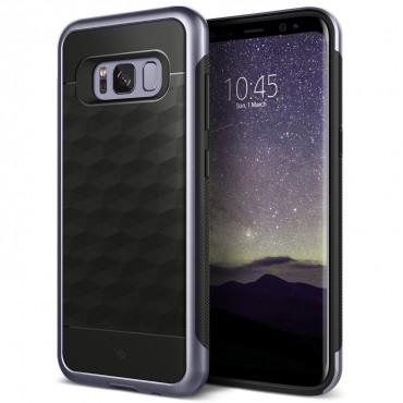 Kryt Caseology Parallax Series pro Samsung Galaxy S8 Plus - orchid gray