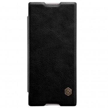 """Elegantní pouzdro """"Qin"""" pro Sony Xperia XA1 - černé"""
