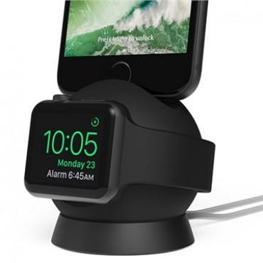 Prémiová nabíjecí stanice MFI iOttie OmniBolt pro Apple zařízení - černá