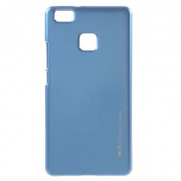 TPU gelový obal Goospery iJelly Case Huawei P10 Lite - modrý