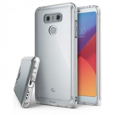 """Obal Ringke """"Fusion"""" pro LG G6 - křišťálově jasný"""