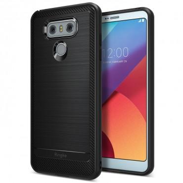 """Kryt Ringke """"Onyx"""" pro LG G6 - black"""