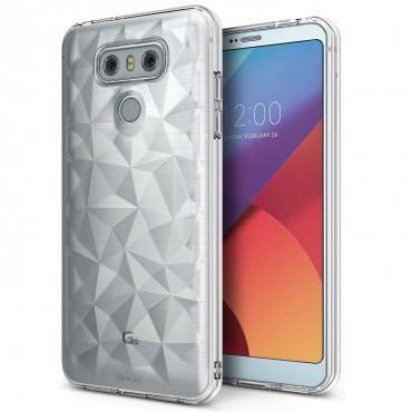 """Kryt Ringke """"Air Prism"""" pro váš LG G6 – crystal clear"""