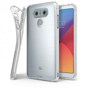 """Kryt Ringke """"Air"""" pro LG G6 - crystal view"""
