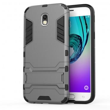 """Robustní obal """"Impact X"""" pro Samsung Galaxy J5 2017 - šedý"""