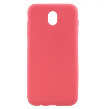 Kryt TPU gel pro Samsung Galaxy J7 2017 - červené