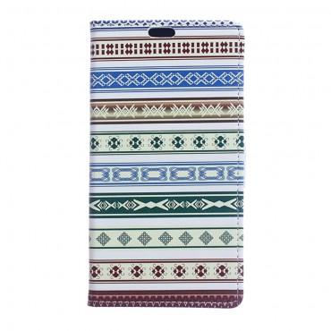 """Módní pouzdro """"Tribal"""" pro Samsung Galaxy J7 2017"""