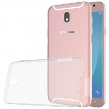 "Prémiový tenký obal ""Nature"" Samsung Galaxy J5 2017 - průhledný"
