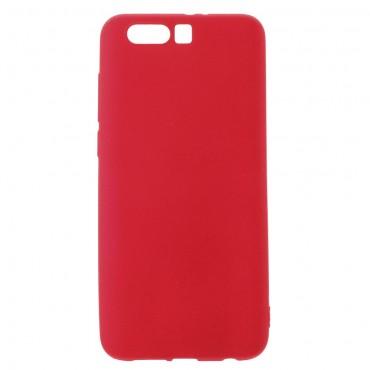TPU gelový obal pro Huawei Honor 9 / Honor 9 Premium - červený