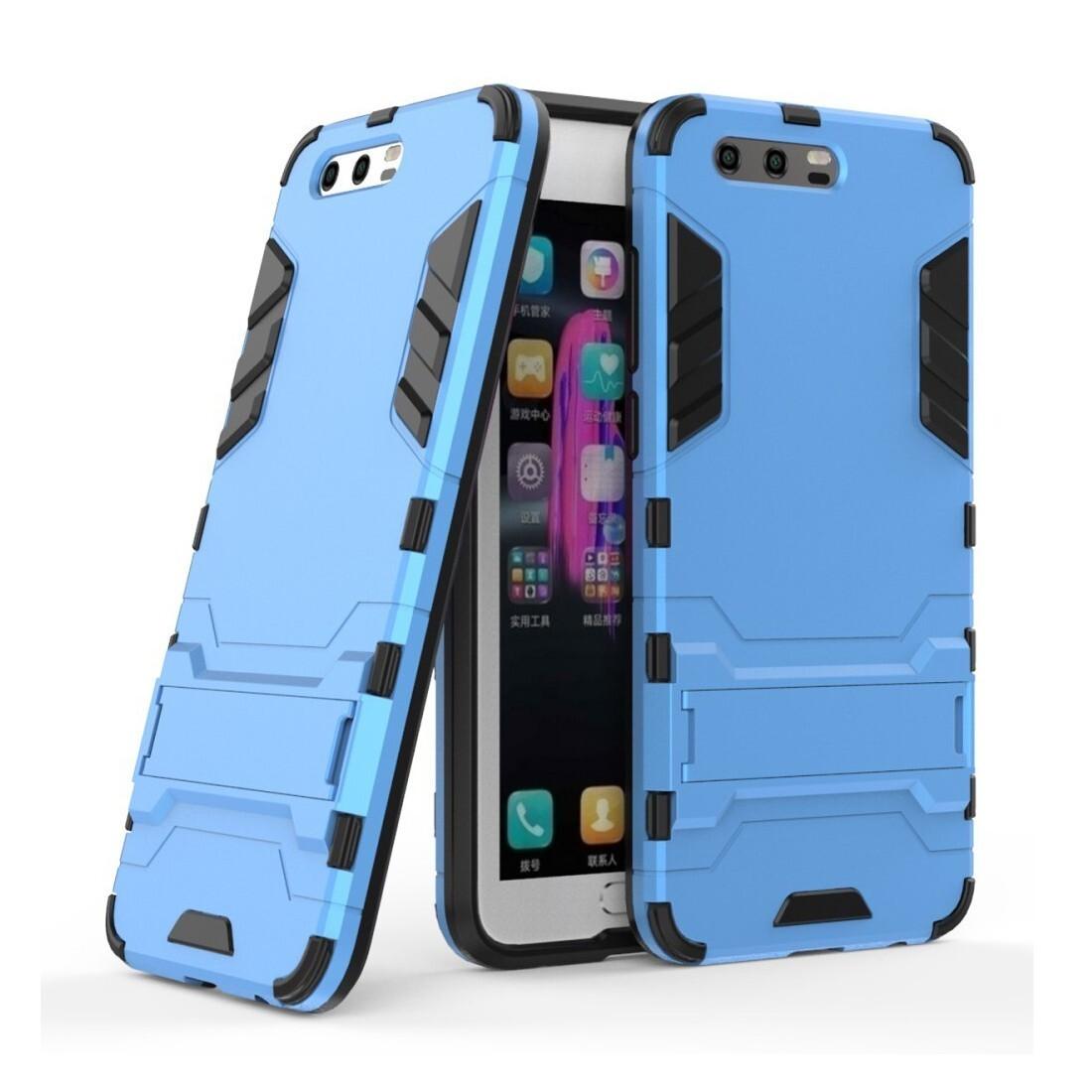 "Robustní obal ""Impact X"" pro Huawei Honor 9 / Honor 9 Premium - modrý"