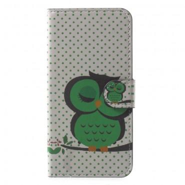 """Kryt TPU gel """"Sleeping Owl"""" pro Huawei Honor 9 / Honor 9 Premium"""