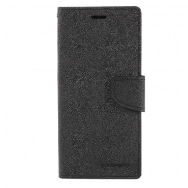 Pouzdro Goospery Fancy Diary pro Samsung Galaxy Note 8 - černé