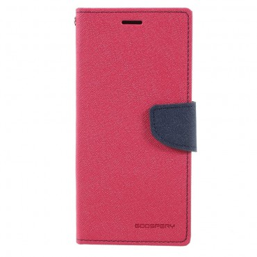 Pouzdro Goospery Fancy Diary pro Samsung Galaxy Note 8 - magenta