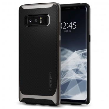 """Kryt Spigen """"Neo Hybrid"""" pro Samsung Galaxy Note 8 - gunmetal"""
