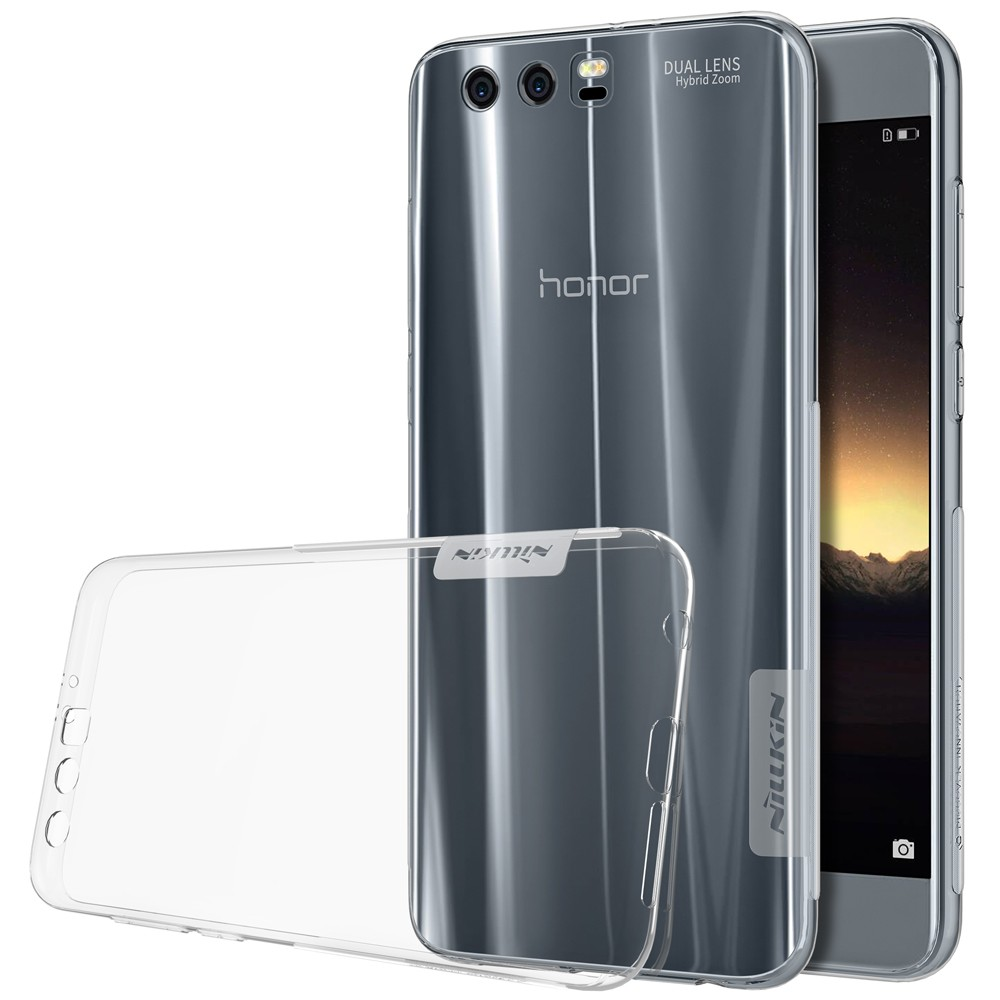 "Premium tenký kryt ""Nature"" pro Huawei Honor 9 / Honor 9 Premium - průhledný"