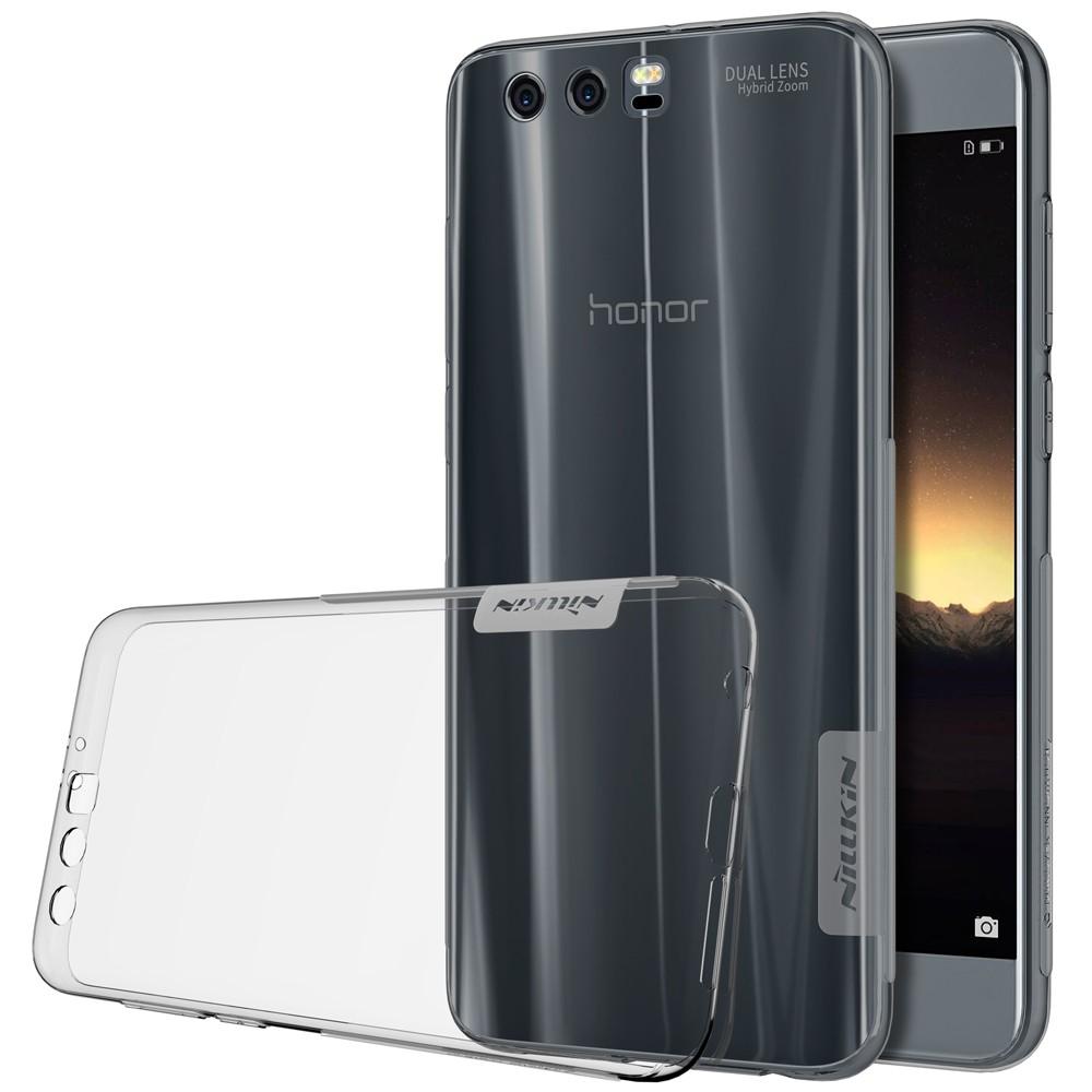 "Prémiový tenký obal ""Nature"" Huawei Honor 9 / Honor 9 Premium - šedý"