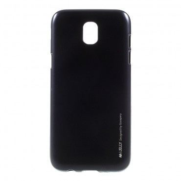 Kryt TPU gel Goospery iJelly Case Samsung Galaxy J5 2017 - černý